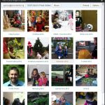 photo express google browse albums