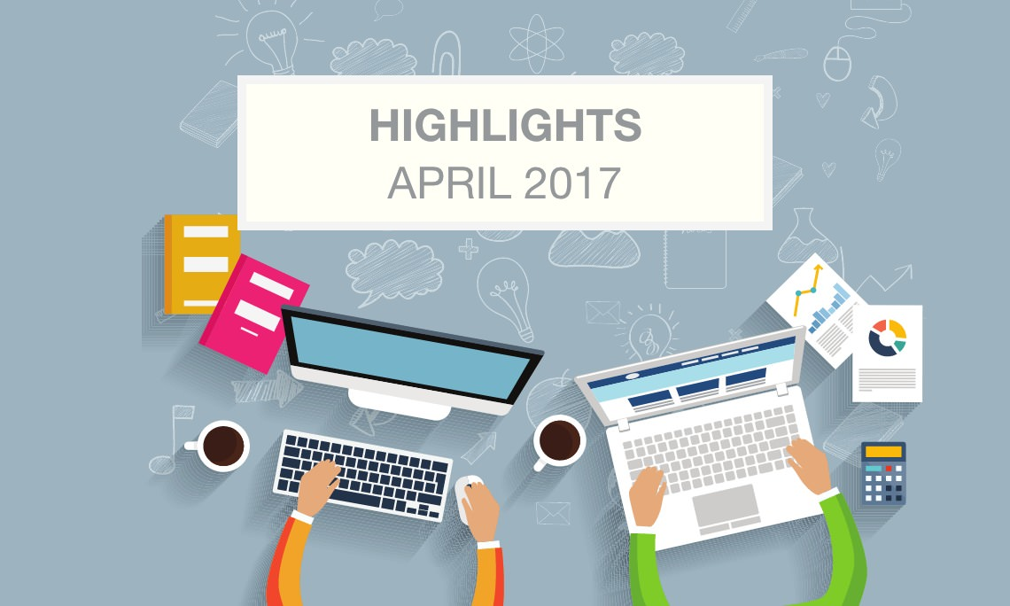 LUBUs Highlights April 2017