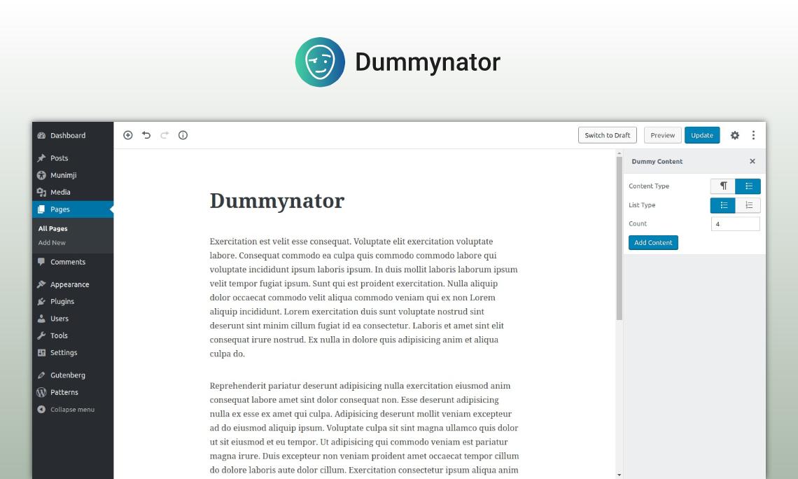 Dummynator